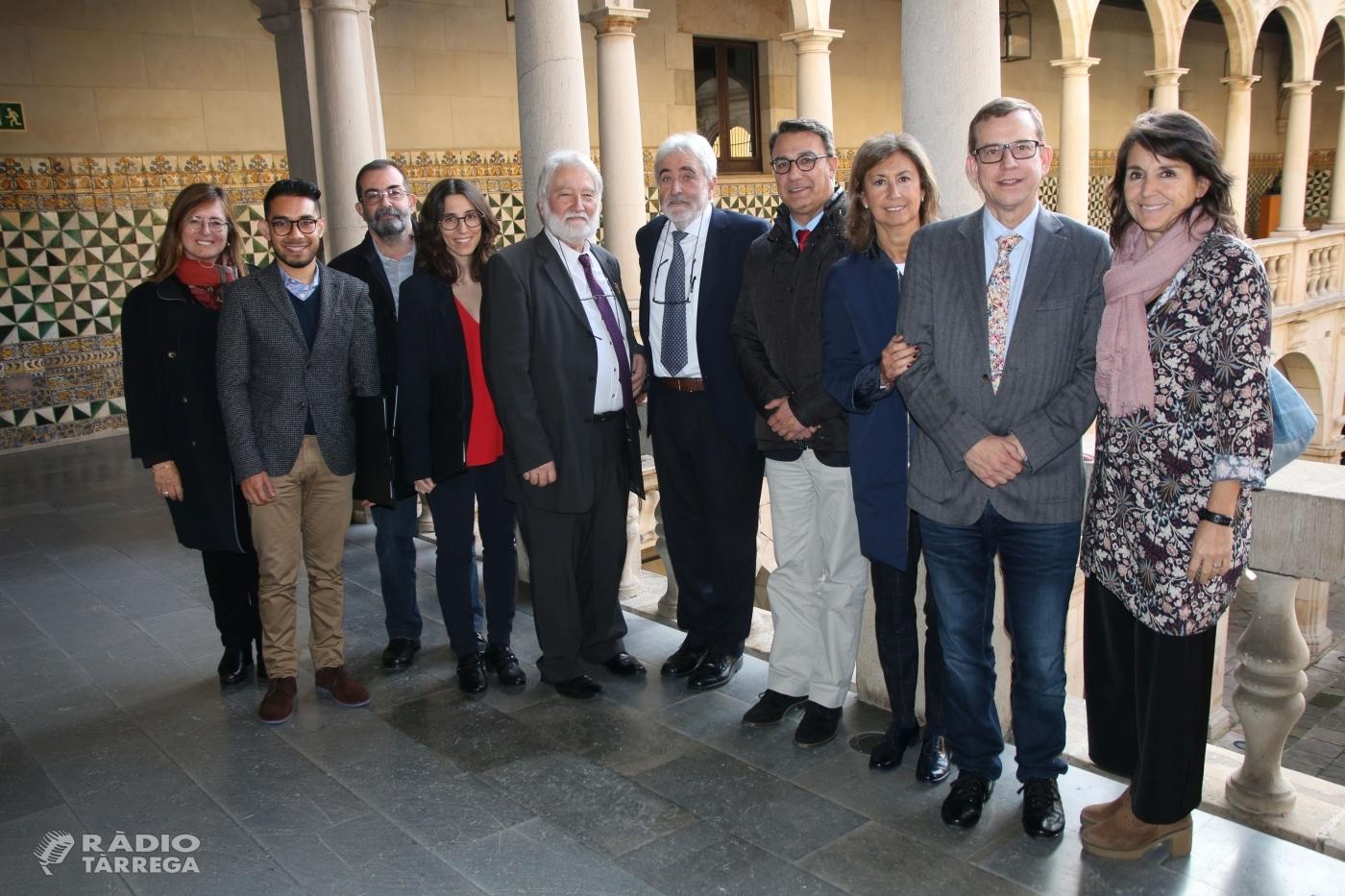 Andreu Palou Oliver, Ametller Origen i Borges Agricultural & Industrial Edible Oils, premiats pel Centre Català de la Nutrició de l'Institut d'Estudis Catalans