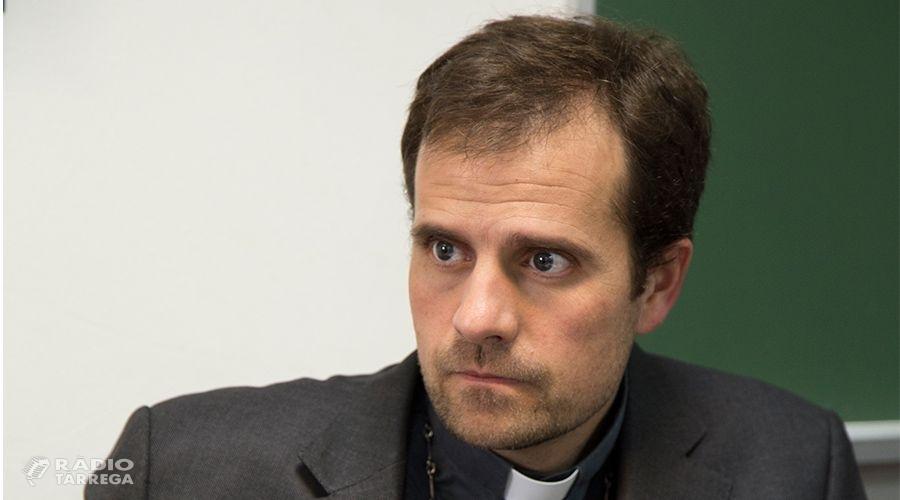 El bisbe de Solsona dona suport als dejunis en solidaritat amb els presos independentistes