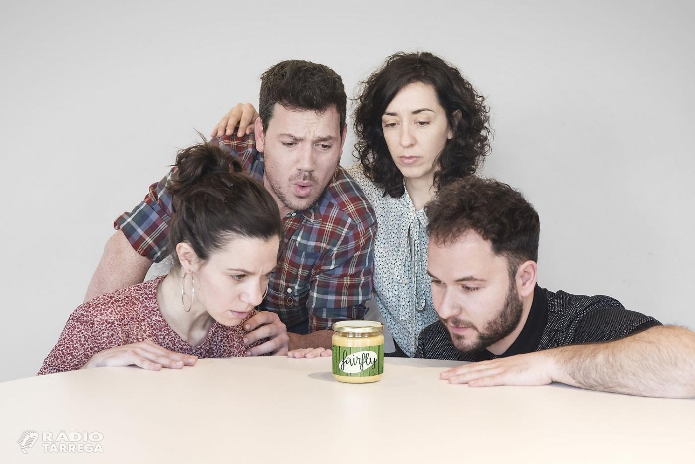 """La Temporada de Teatre de Tàrrega porta el dissabte 15 de desembre la comèdia """"Fairfly"""", èxit de l'escena independent"""