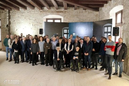 La Diputació de Lleida vol destinar prop del 20% del pressupost de 2019 a polítiques socials