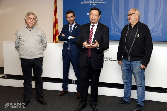 El desplegament de mossos pel 21-D a Lleida serà ''just i necessari'' per garantir drets i seguretat de la gent