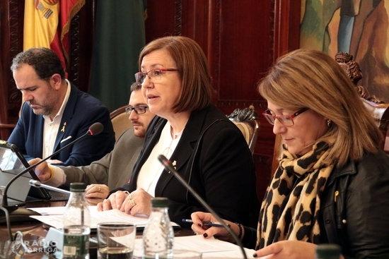La Diputació de Lleida dona llum verda al pressupost 2019 amb els vots a favor del PDeCAT, PSC i UA