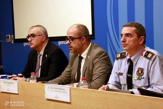 256 persones van morir en accidents de trànsit a Catalunya el 2018, un 7% més que el 2017
