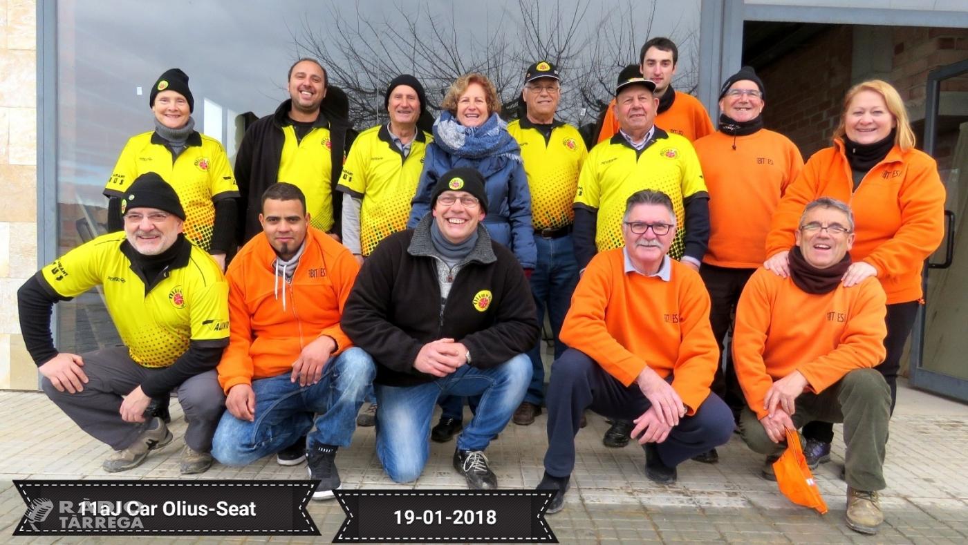 L'Auto Nayox Seat firma la final de la primera volta líder del G-B de Bitlles de Lleida