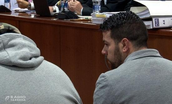 El jurat declara culpable d'assassinat amb traïdoria i atenuant de confessió l'acusat pel doble crim d'Aspa
