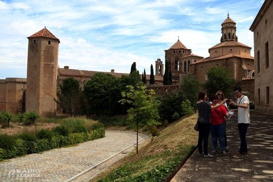 Més de 7,6 milions de visitants als monestirs de la Ruta del Cister des de la creació de la marca turística fa 30 anys