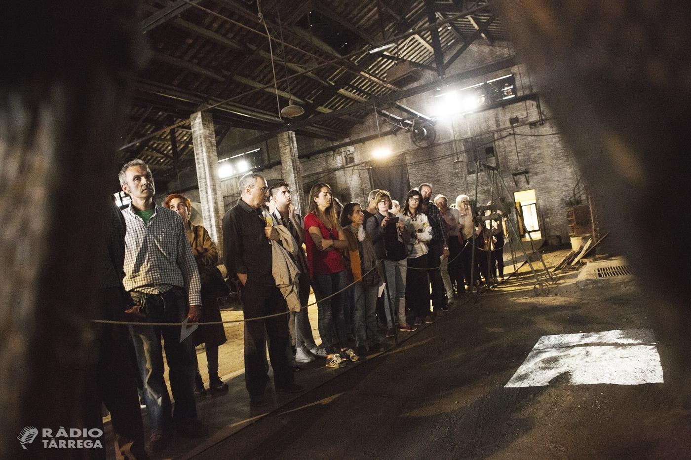 """El festival EMBARRAT de Tàrrega obre convocatòria d'artistes per a l'exposició """"La Gran Màquina VI"""" i els premis Embarrat 2019"""