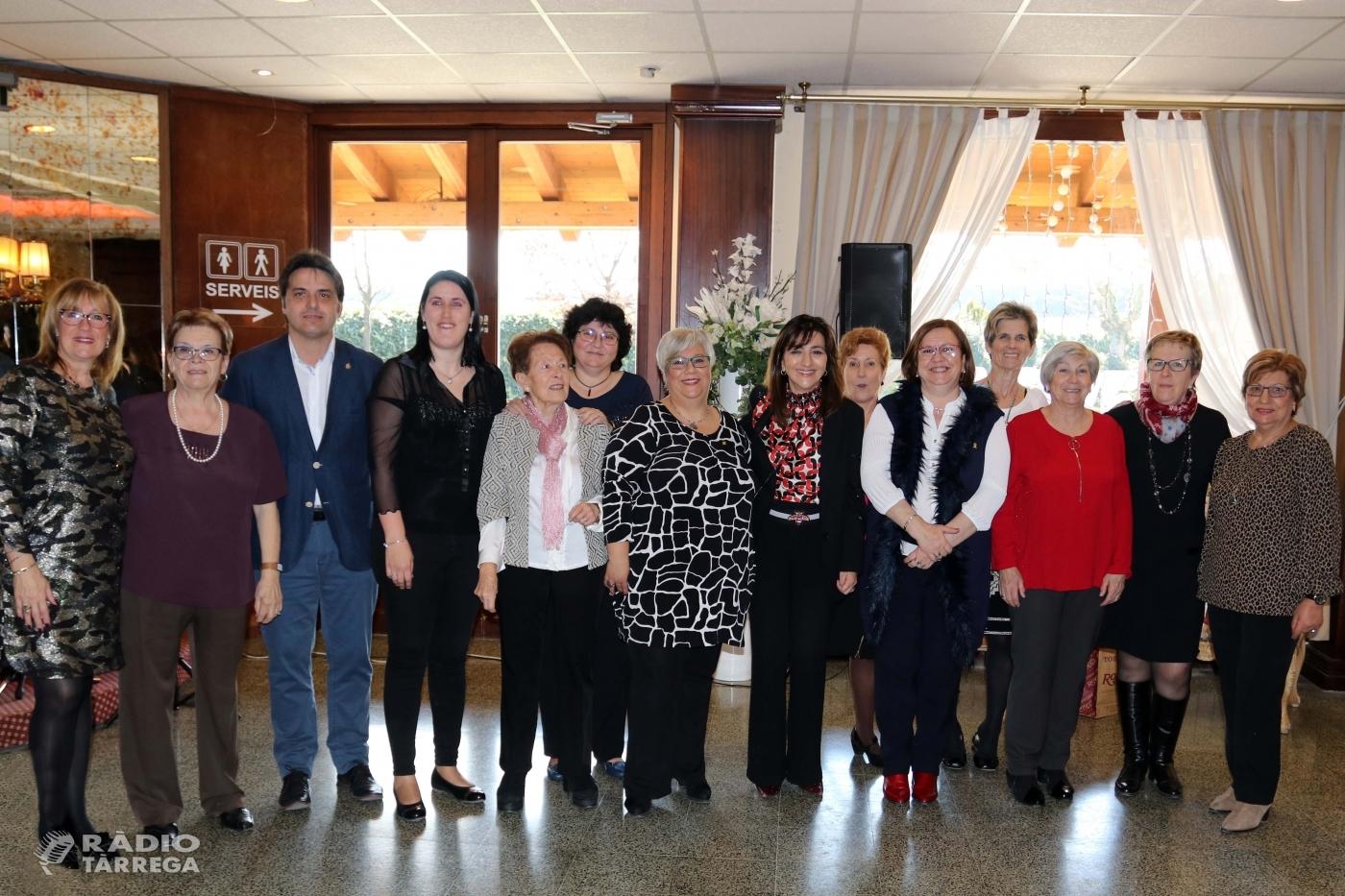 Les Dones Arrel de Tàrrega celebren els actes de Santa Àgueda