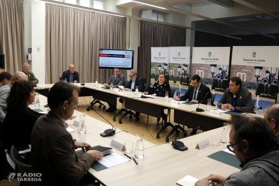 Front comú d'alcaldes de Ponent per reclamar inversions per a la millora de la línia R12