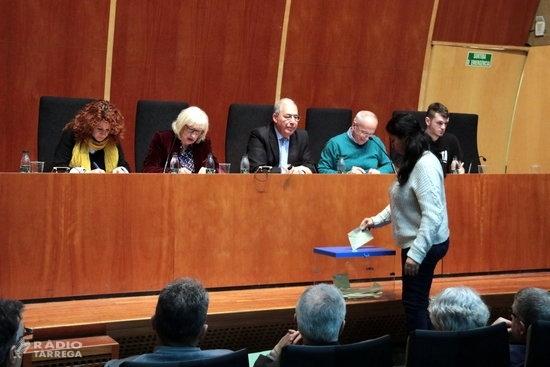 La Universitat de Lleida aprova una declaració que demana la llibertat dels presos independentistes
