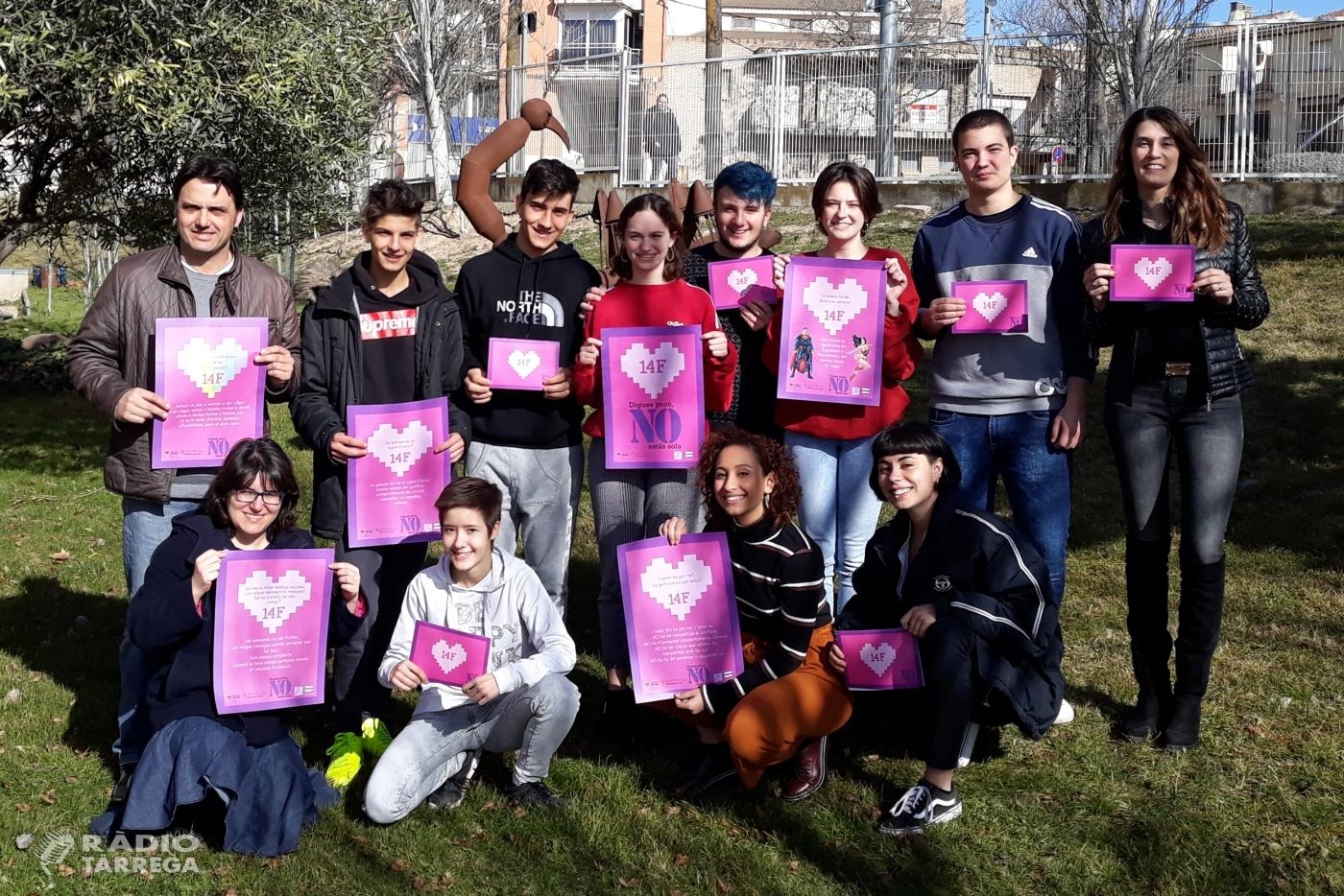 L'Ajuntament de Tàrrega impulsa una campanya de prevenció de la violència de gènere associada als falsos mites de l'amor romàntic