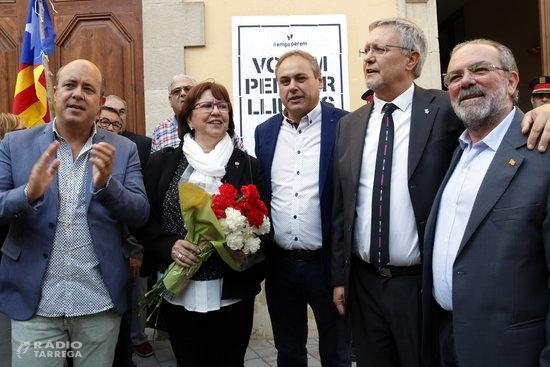 La Fiscalia arxiva les diligències contra 32 alcaldes lleidatans investigats per l'1-O, entre els que hi ha l'alcaldessa de Tàrrega
