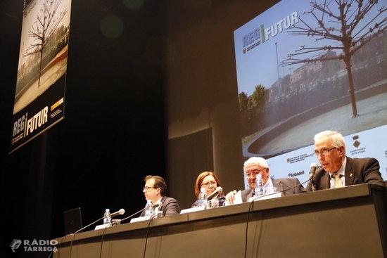 El Canal d'Urgell espera definir el projecte de modernització aquest any i començar obres al 2020