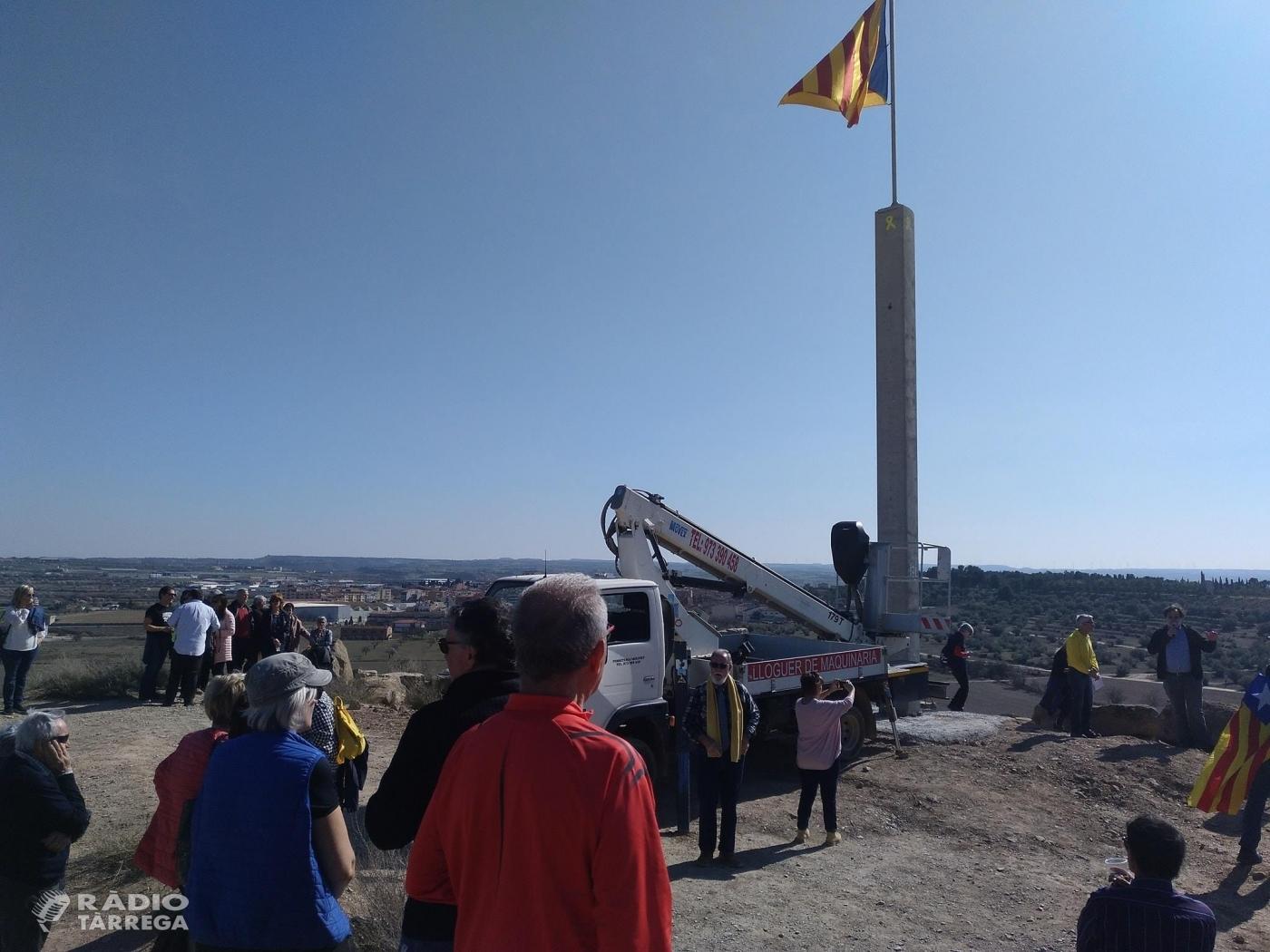 Tàrrega per la Independència omple 4 autocars per anar a la manifestació de Madrid i en té reservats 2 més