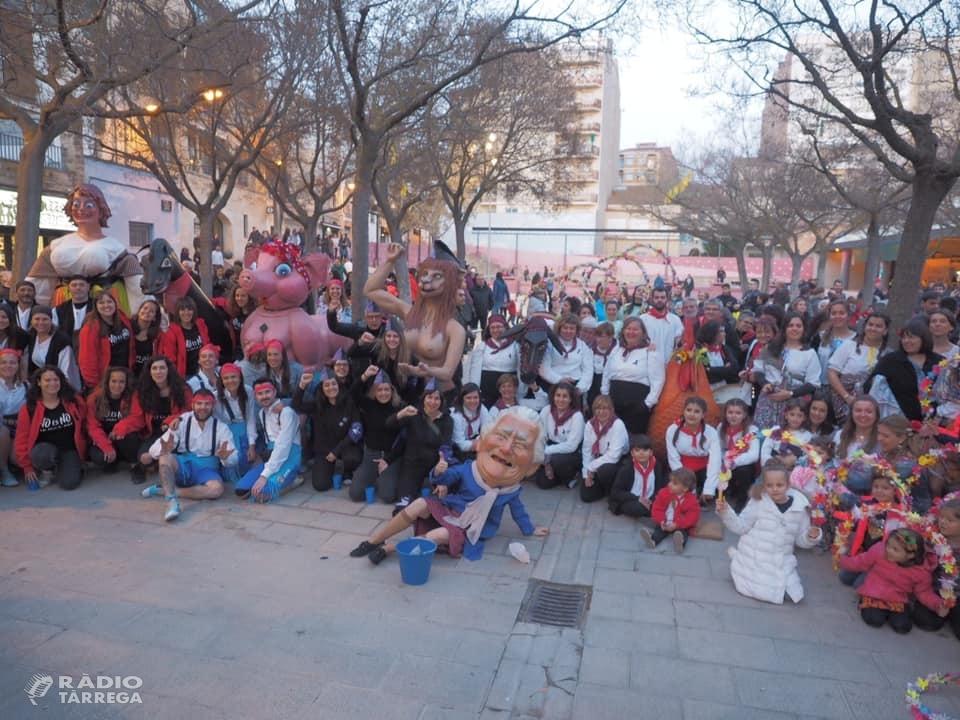 Èxit de la primera Gamverrada, una trobada de bestiari i cultura popular integrat per dones