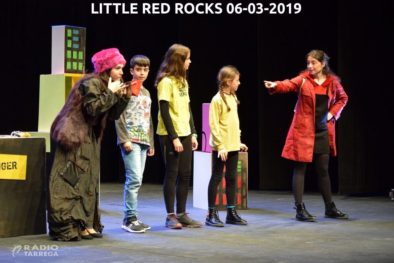 Mes de març amb teatre en anglès per a més de 800 alumnes de primària i secundària de la comarca de l'Urgell