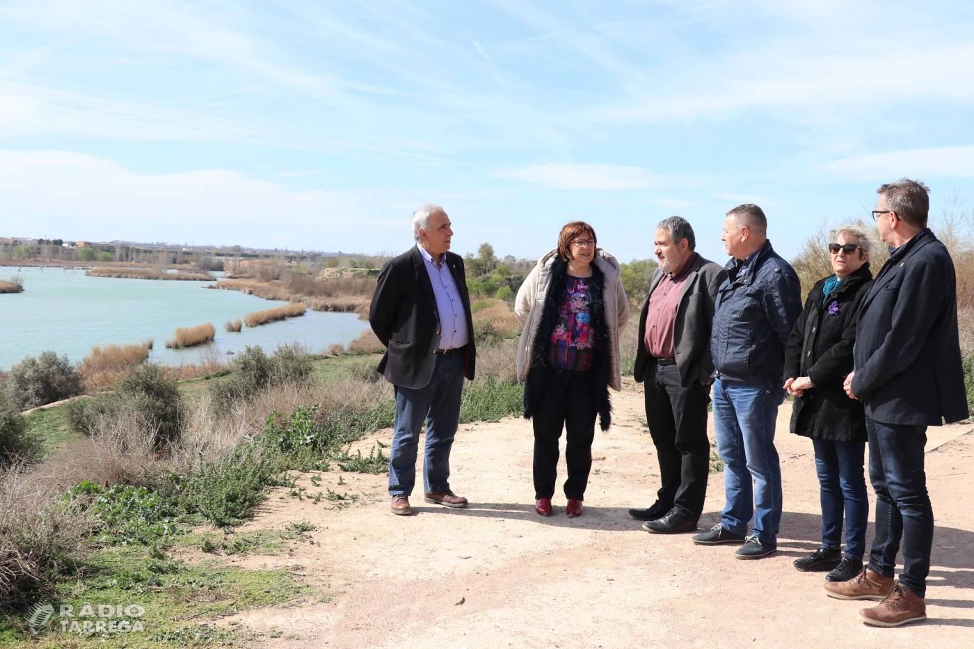 Acord per culminar l'adequació de Cal Sinén a l'Estany d'Ivars i Vila-sana
