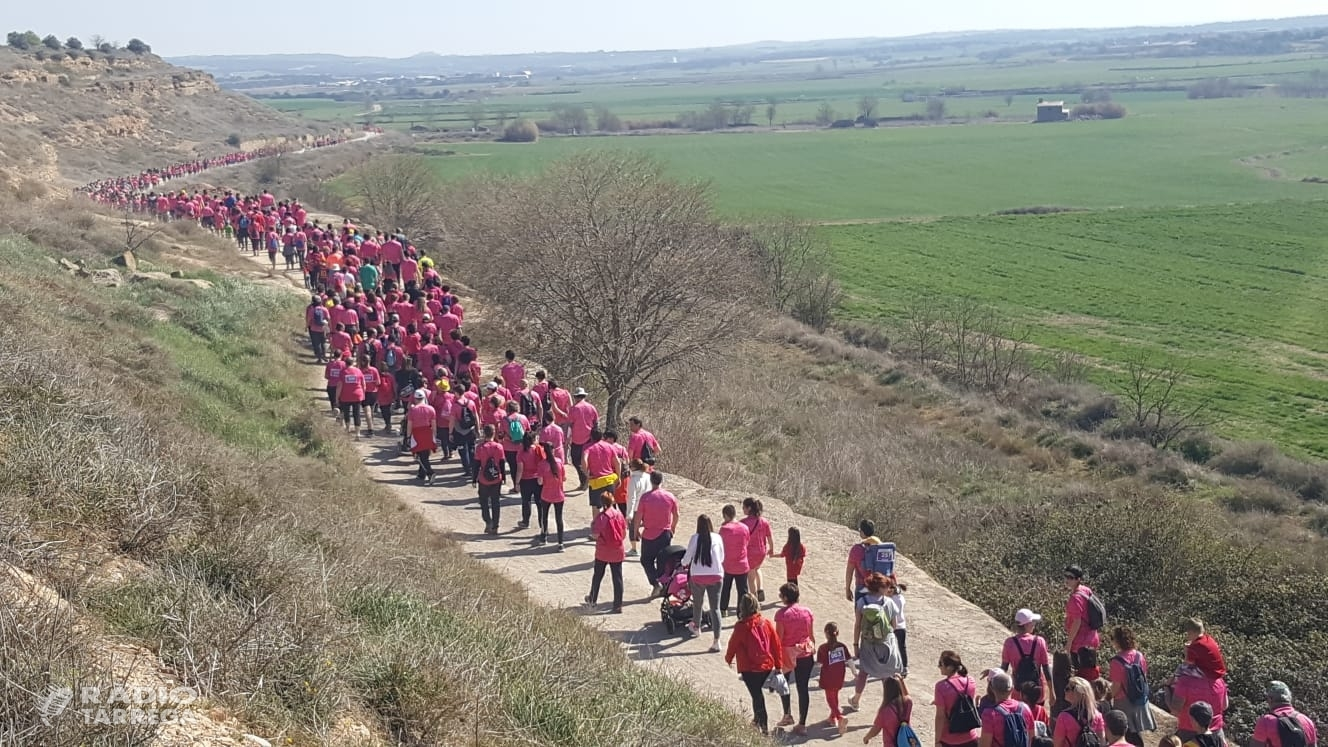 865 persones participen a la 7a Cursa de la Dona d'Agramunt