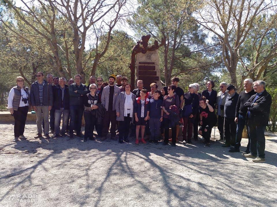 Tàrrega celebra una nova Festa de l'Arbre commemorant el centenari de la mort de Bonaventura Amigó, impulsor del Parc de Sant Eloi