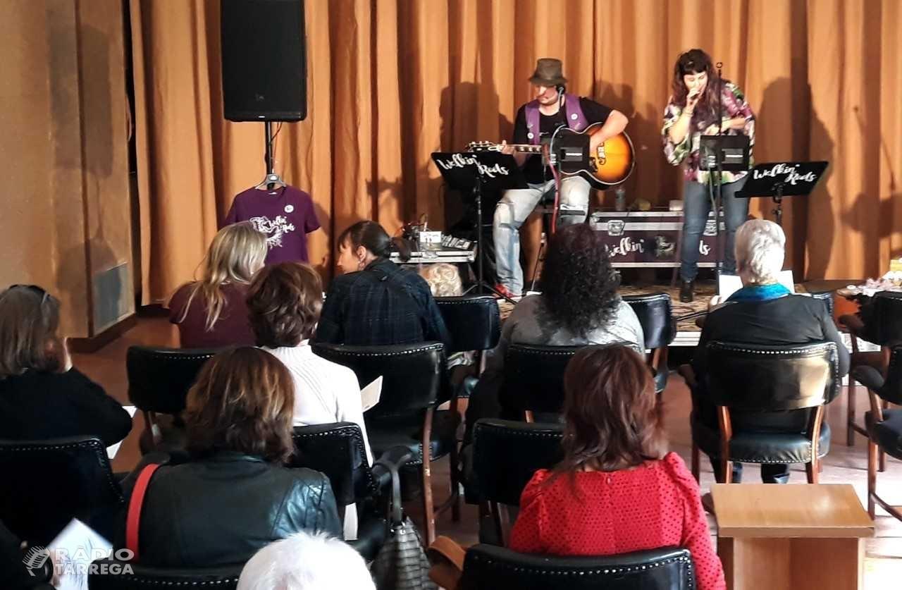 Concert a Tàrrega per reivindicar la veu de les dones en el món de la música