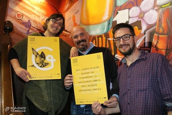 Penelles superarà el centenar de grafitis amb la quarta edició del festival Gargar de Murals i Art Rural