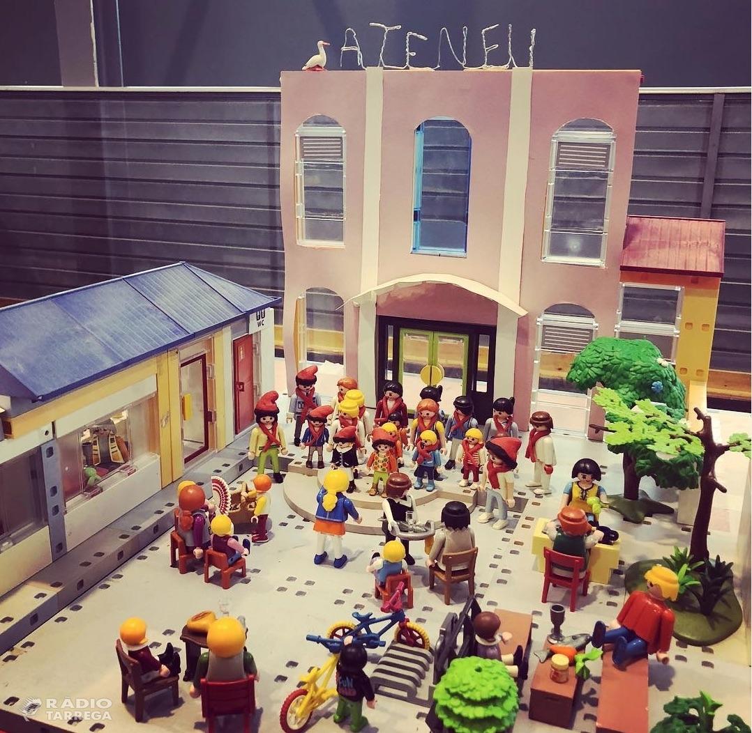 La Fira del Playmobil de Tàrrega tindrà un concurs de diorames amb temàtica artística