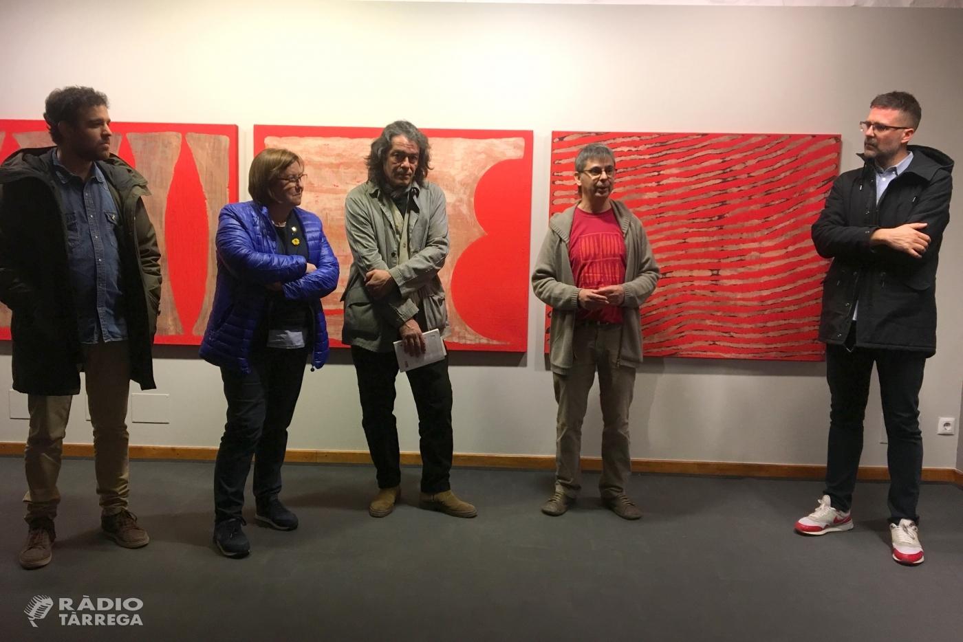 El Museu Comarcal de l'Urgell - Tàrrega exhibeix pintura i escultura de l'artista Jaume Amigó