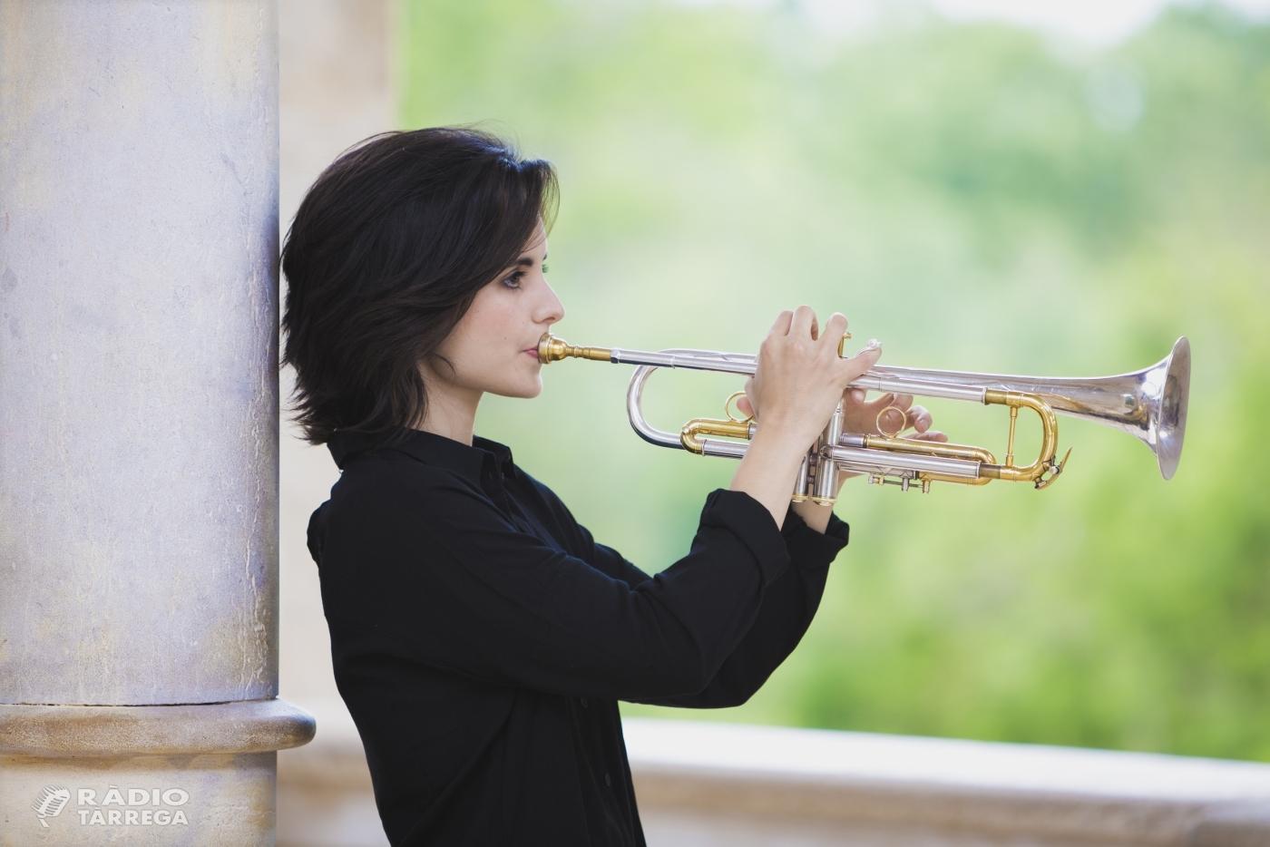 Andrea Motis, revelació del jazz català, portarà el diumenge 14 d'abril a Tàrrega els temes del seu primer àlbum, Emotional dance
