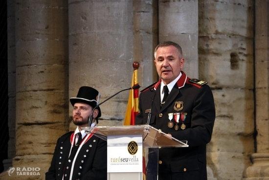 El cap dels Mossos a Lleida apunta com a reptes principals el 2019 els robatoris en interior de domicili i en zones rurals