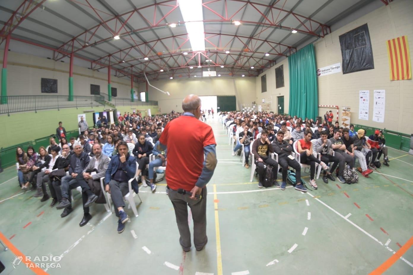 L'escola Vedruna de Tàrrega acull avui la VI Jornada Steam per tal de potenciar les vocacions científico-tecnològiques entre els joves