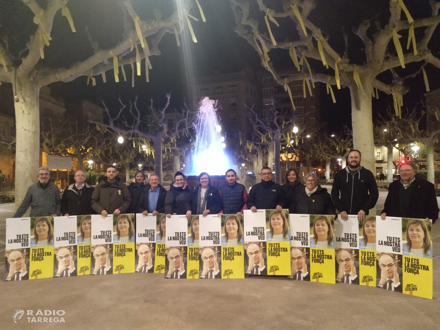 Junts per Catalunya comença la campanya de les eleccions al Congrés i Senat a l'Urgell