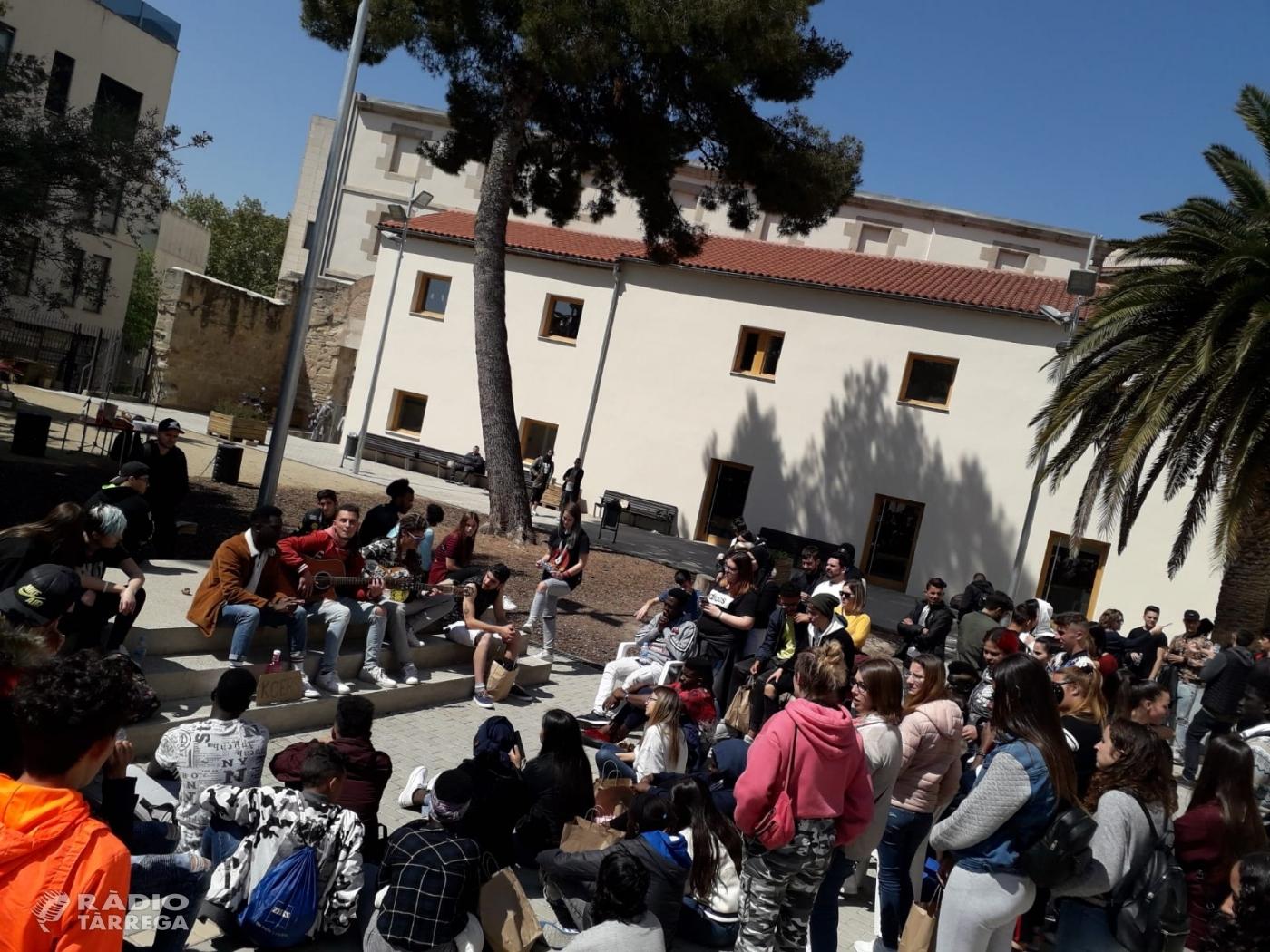 Uns 215 Joves participants del programa Noves Oportunitats es troben a Lleida per celebrar una jornada cultural