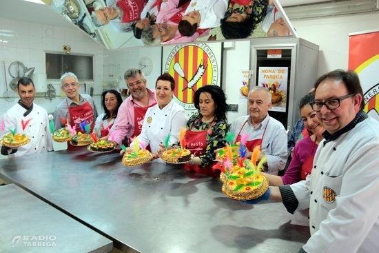 Els forners lleidatans confien superar les 180.000 mones venudes de l'any passat