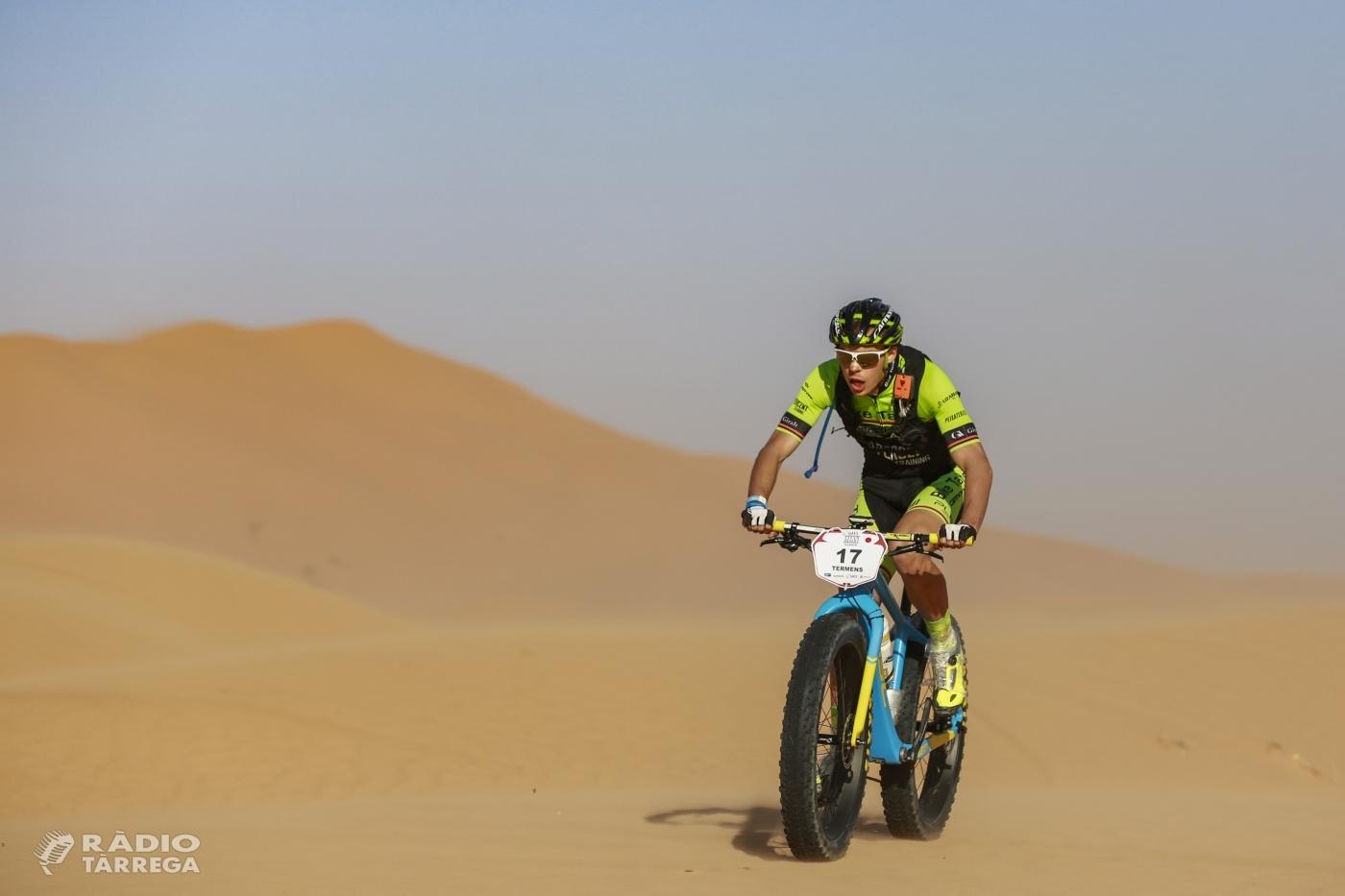 El ciclista targarí Josep Termens participarà per 6è cop a la Titan Desert