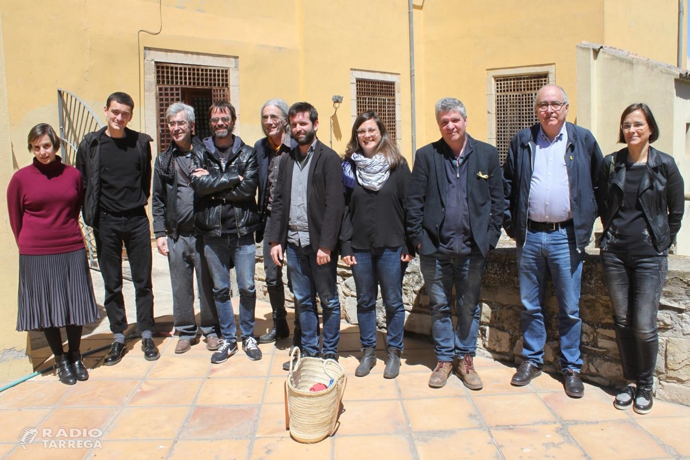 Simposi a Tàrrega sobre la creació literària d'Enric Casasses amb la participació d'escriptors, crítics i acadèmics