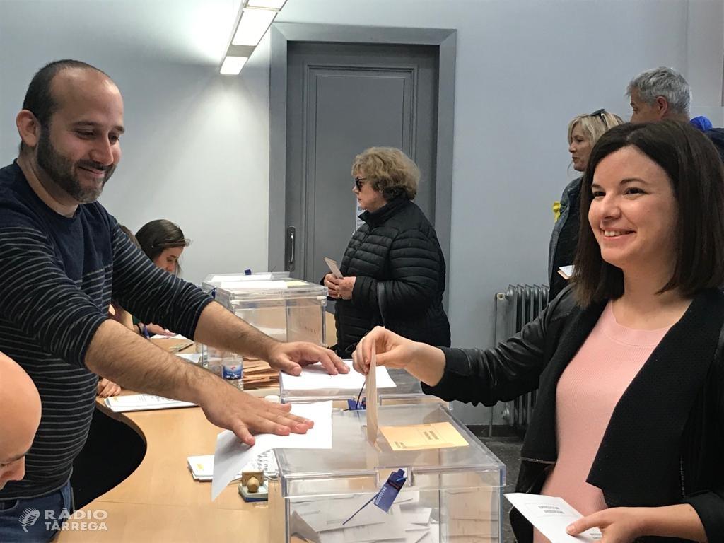 La targarina Sara Bailac representarà Lleida al Senat per ERC-SOBIRANISTES