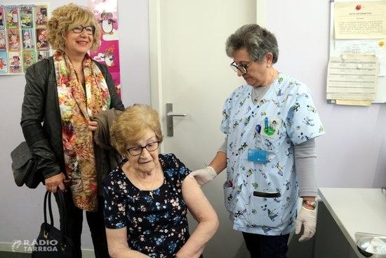 Els usuaris de l'Atenció Primària de Lleida valoren amb un notable alt la qualitat del servei