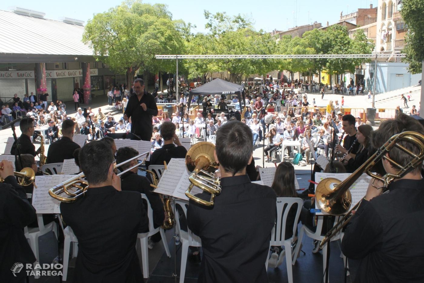 Balanç molt positiu de la Festa Major de Tàrrega, que certifica el seu caràcter obert, plural i referent