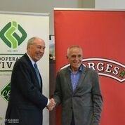 Borges Agricultural & Industrial Nuts i la Cooperativa d'Ivars signen un acord de cooperació vertical pel desenvolupament del cultiu de pistatxos entre els seus associats