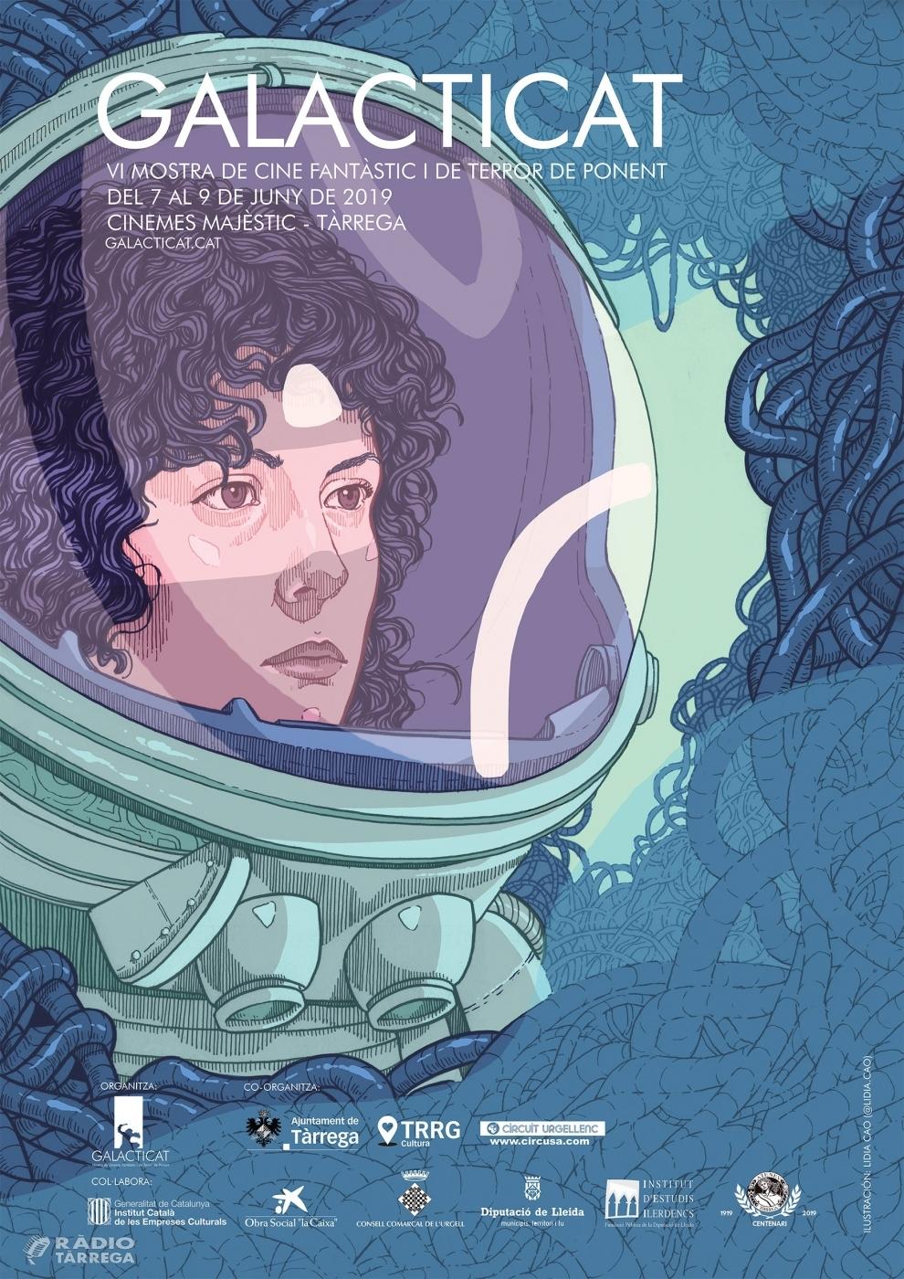 El Galacticat, Mostra de Cinema Fantàstic i de Terror de Ponent, fa públics els finalistes de la VI edició