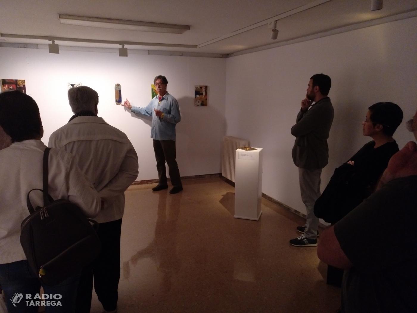 S'inaugura l'exposició 'Imatges' d'Albert Claramont