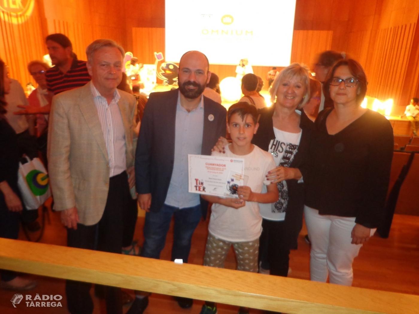 Premis el Tinter de les Lletres Catalanes 2019