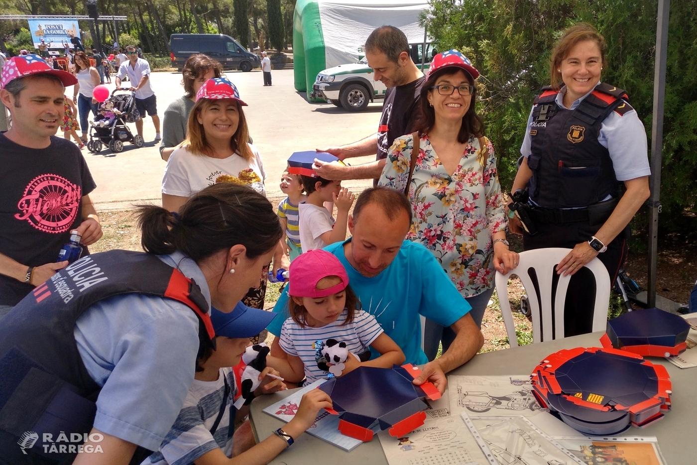 Tàrrega mostra la seva solidaritat amb els infants i joves que pateixen càncer