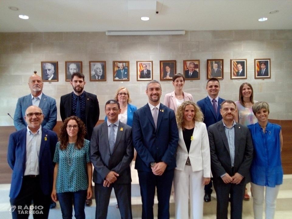 Bernat Solé repeteix com alcalde d'Agramunt