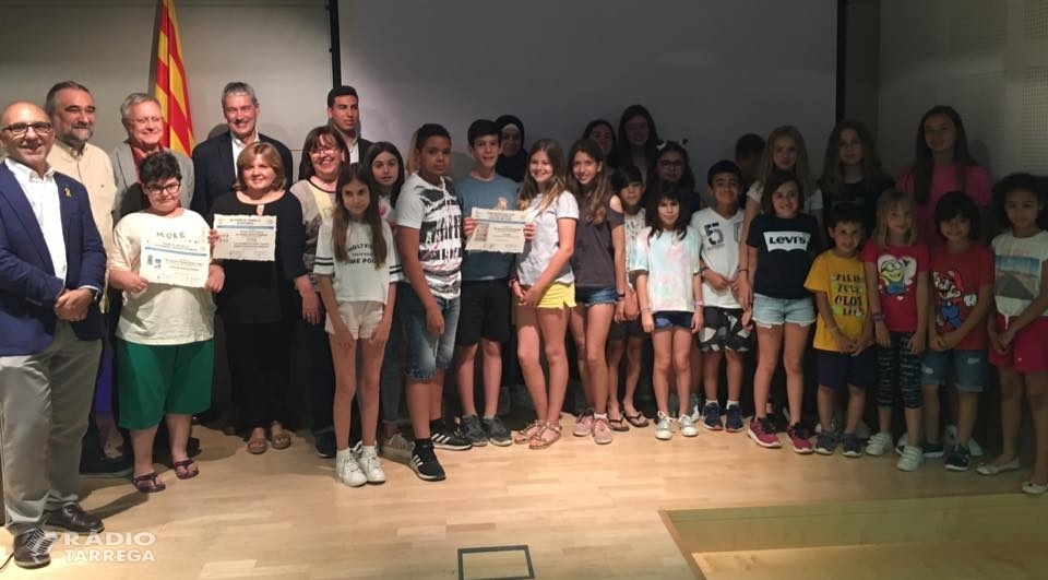Cloenda del XIX Programa Comarcal de Suport a l'Educació a l'Urgell