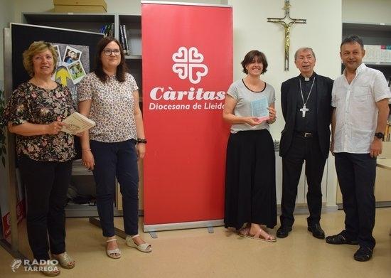 Càritas alerta de l'enquistament de la pobresa a la demarcació de Lleida i de la desvinculació emocional de la societat