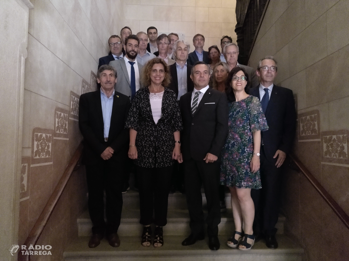 L'empresari Carles Giribet és nomenat nou president de la Cambra de Comerç de Tàrrega