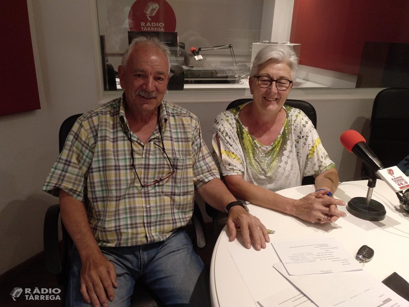 Josefina Bernades és la nova presidenta de Creu Roja Urgell, agafant el relleu de Miquel Àngel Mingote que ha estat al capdavant de l'entitat des de fa 12 anys