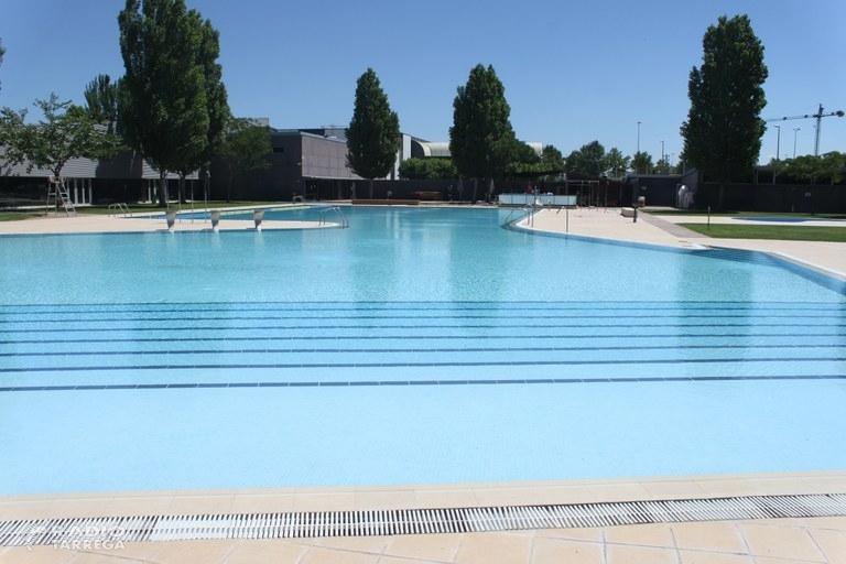 Entrada gratuïta a les piscines de Tàrrega, Altet i Claravalls durant l'onada de calor