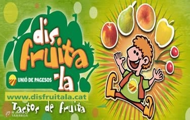 Prop de 600 nens i nenes participen en la campanya 'Disfruita-la a l'estiu' de tast de fruita a les comarques de Lleida